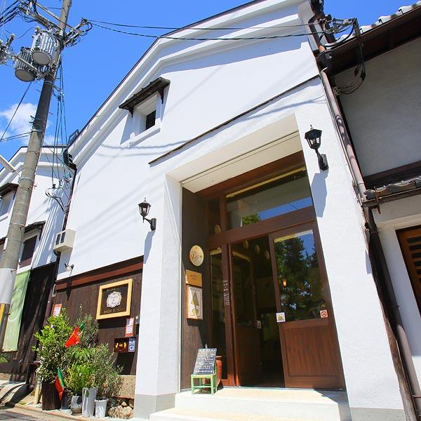外観 場所:洋菓子店(京都北野)