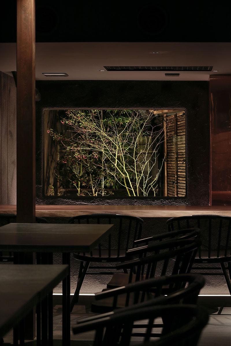 1F店舗 祇園 店舗H 和風カフェ